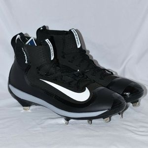 Nike Air Baseball Metal Cleats Size 13.5 Huarache